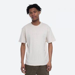 חולצת T Edwin לגברים Edwin Katakana Embroidery - לבן