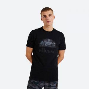 חולצת T אלסה לגברים Ellesse Alta Via Tee - שחור