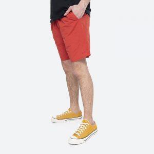 מכנס ספורט HUF לגברים HUF Fuck It Intl - אדום