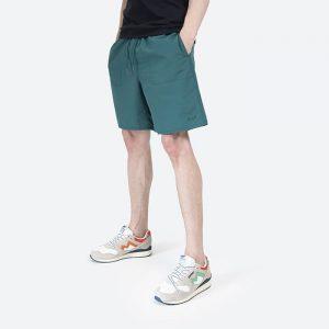 מכנס ספורט HUF לגברים HUF Fuck It Intl - ירוק