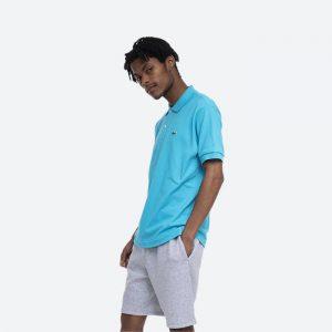 חולצת פולו לקוסט לגברים LACOSTE Best Polo - כחול