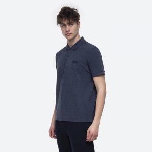 חולצת פולו לקוסט לגברים LACOSTE Loop Polo - כחול