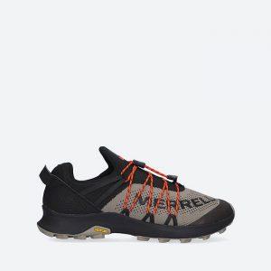 נעלי טיולים מירל לגברים Merrell Long Sky Sewn - שחור/אפור