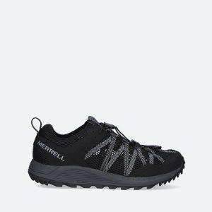 נעלי טיולים מירל לגברים Merrell Wildwood Aerosport - שחור