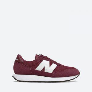 נעלי סניקרס ניו באלאנס לגברים New Balance MS237 - בורדו