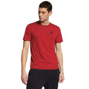 חולצת אימון נייק לגברים Nike Jordan Jumpman Air Embrd - אדום