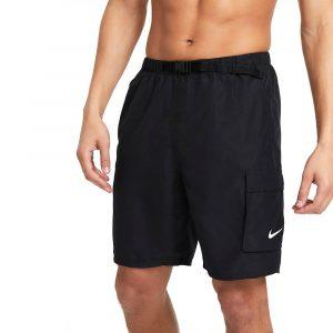 מכנס ספורט נייק לגברים Nike Packable 9 - שחור