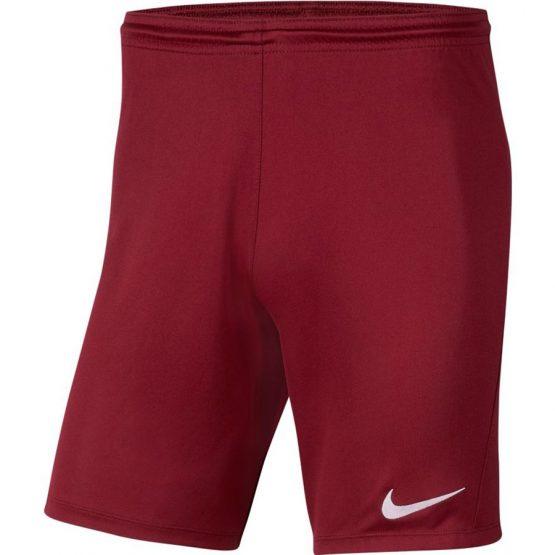 מכנס ספורט נייק לגברים Nike Park III - בורדו