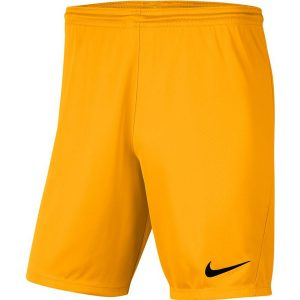 מכנס ספורט נייק לגברים Nike Park III - כתום