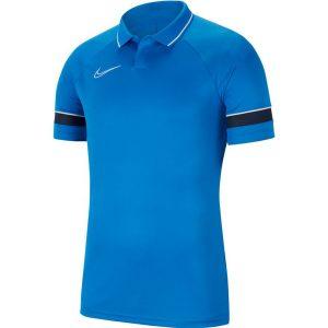 חולצת פולו נייק לגברים Nike Polo Dry Academy 21 - כחול
