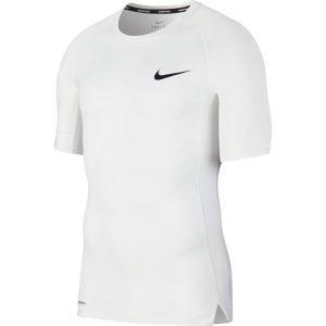 חולצת אימון נייק לגברים Nike Top SS - לבן