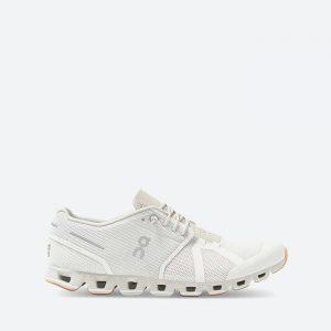 נעלי ריצה און לגברים On Running Cloud - לבן