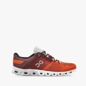 נעלי ריצה און לגברים On Running Cloudflow - כתום