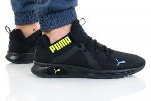 נעלי סניקרס פומה לגברים PUMA ENZO 2 ECO - שחור