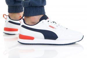 נעלי סניקרס פומה לגברים PUMA R78 SL - לבן
