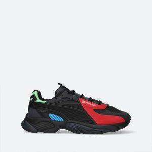 נעלי סניקרס פומה לגברים PUMA RS-Connect Lazer - שחור