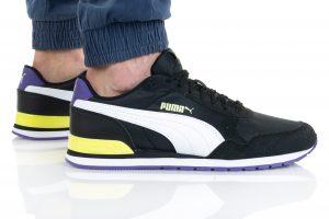 נעלי סניקרס פומה לגברים PUMA ST RUNNER VL NL - שחור