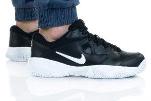 נעלי סניקרס נייק לגברים Nike COURT LITE 2 - שחור/לבן