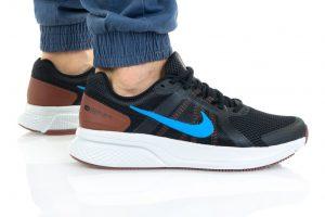 נעלי סניקרס נייק לגברים Nike RUN SWIFT 2 - שחור/כחול