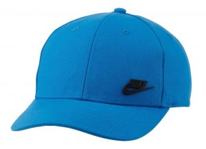 כובע נייק לגברים Nike NSW L91 METAL - כחול