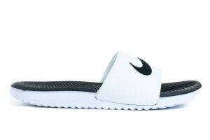 כפכפי נייק לנשים Nike KAWA SLIDE - לבן