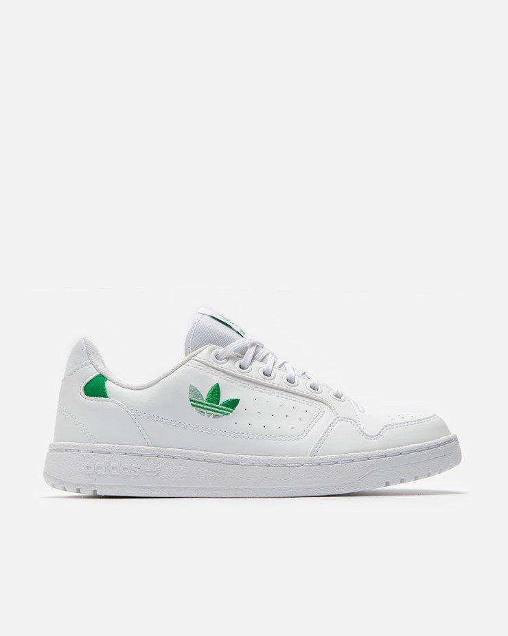 נעלי סניקרס אדידס לגברים Adidas NY 90 - לבן/ירוק