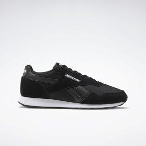 נעלי סניקרס ריבוק לנשים Reebok Royal Ultra - שחור