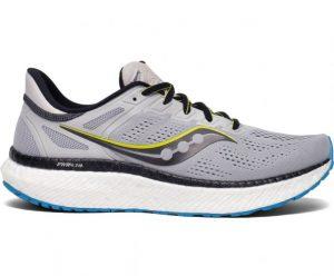 נעלי ריצה סאקוני לגברים Saucony HURRICANE 23 - אפור