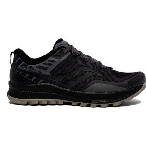 נעלי ריצת שטח סאקוני לנשים Saucony XODUS 11 - שחור