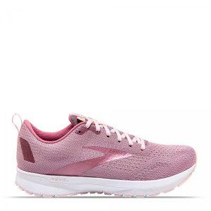 נעלי ריצה ברוקס לנשים Brooks 4 Revel - ורוד