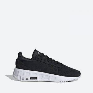נעלי סניקרס אדידס לגברים Adidas Geodiver Primeblue - שחור