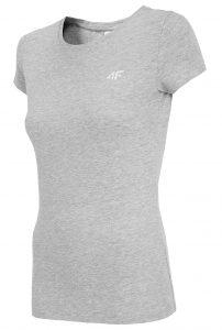 חולצת T פור אף לנשים 4F CZER - אפור