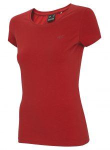 חולצת T פור אף לנשים 4F CZER - אדום