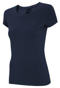 חולצת T פור אף לנשים 4F CZER - כחול כהה