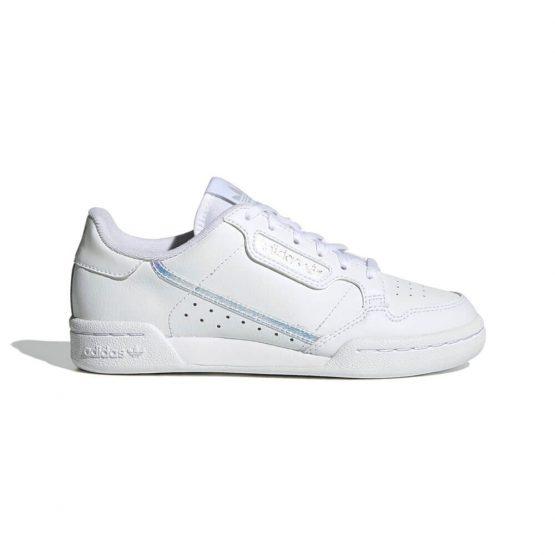 נעלי סניקרס אדידס לנשים Adidas Continental 80 - לבן