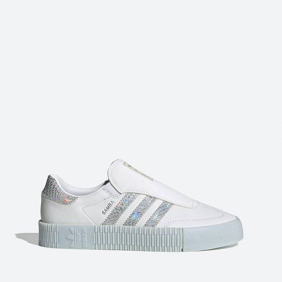 נעלי סניקרס אדידס לנשים Adidas Originals Sambarose Eazy - לבן