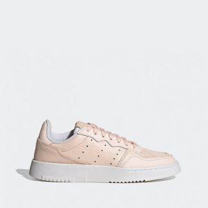 נעלי סניקרס אדידס לנשים Adidas Originals Supercourt J - ורוד