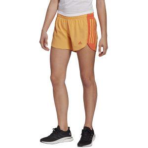 מכנס ספורט אדידס לנשים Adidas Run It - צהוב