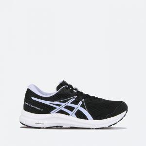 נעלי ריצה אסיקס לנשים Asics Gel-Contend 7 - שחור הדפס
