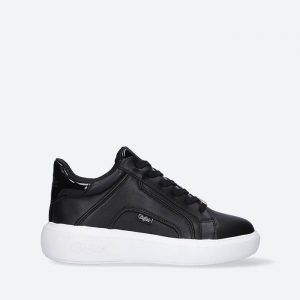 נעלי סניקרס Buffalo לנשים Buffalo Match PLS - שחור