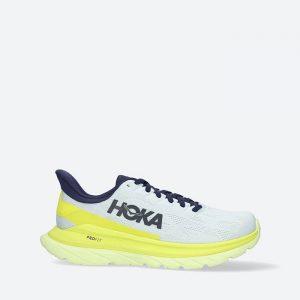 נעלי ריצה הוקה לנשים Hoka One One Mach 4 - צבעוני בהיר