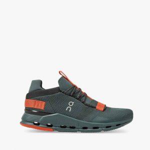 נעלי ריצה און לנשים On Running Cloudnova - ירוק