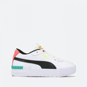נעלי סניקרס פומה לנשים PUMA Cali Sport Wns - לבן
