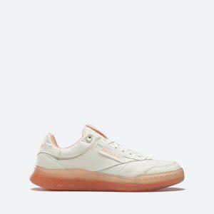 נעלי סניקרס ריבוק לנשים Reebok Club C Legacy - לבן