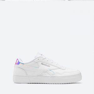נעלי סניקרס ריבוק לנשים Reebok Royal Techque T Bold - לבן