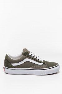 נעלי סניקרס ואנס לגברים Vans Old Skool GrapeLeaf - ירוק