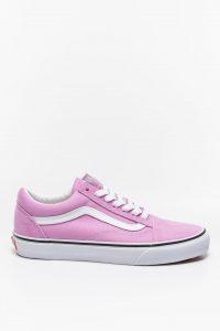 נעלי סניקרס ואנס לנשים Vans Old Skool - סגול בהיר