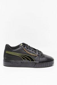 נעלי סניקרס פומה לנשים PUMA Cali Star - שחור/צהוב