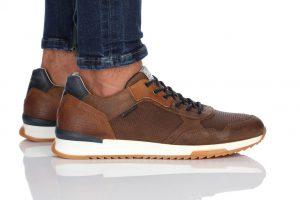 נעלי סניקרס בולבוקסר לגברים Bullboxer Matthew - חום