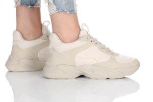 נעלי סניקרס בולבוקסר לנשים Bullboxer Mia - בז'